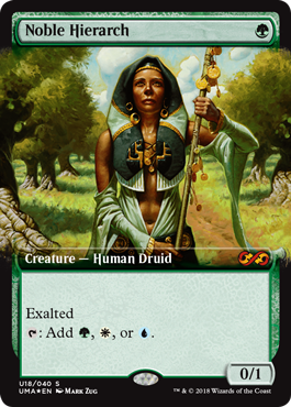 Noble Hierarch Box Topper