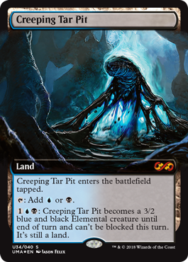 Creeping Tar Pit Box Topper