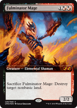 Fulminator Mage Box Topper