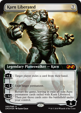 Karn Liberated Box Topper