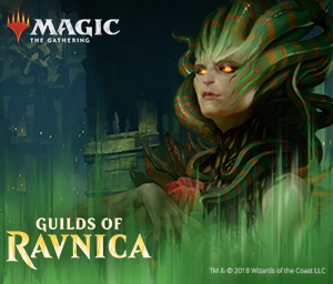 Magic the Gathering Guilds of Ravnica Open House! - Showcase Comics