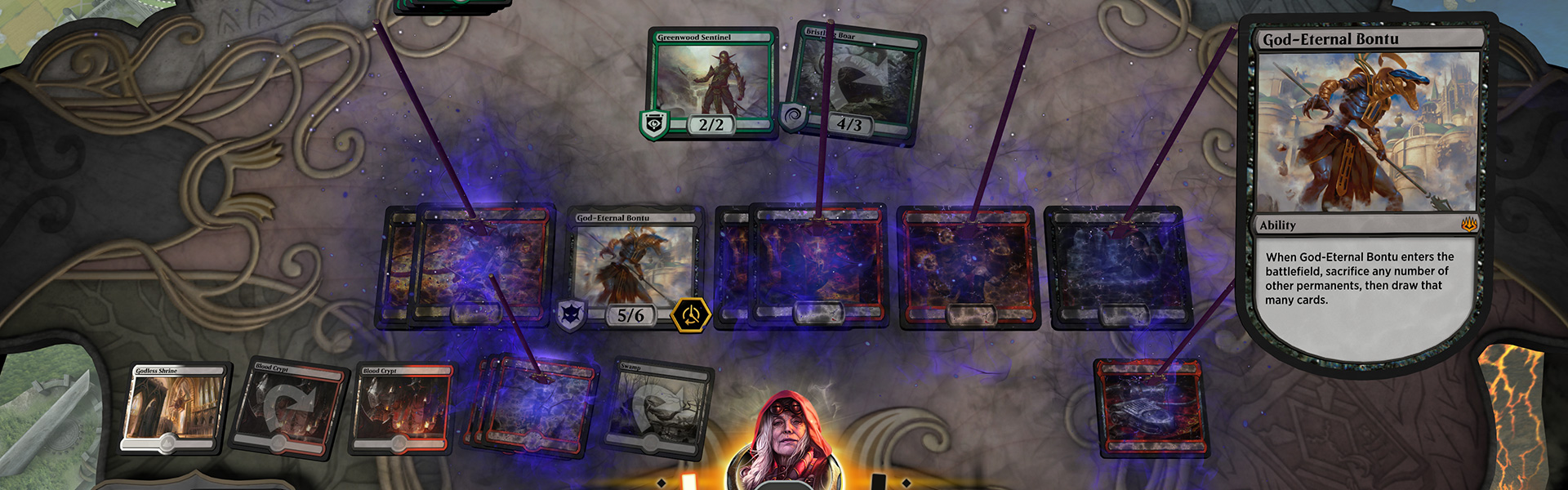 Magic: The Gathering Arena - Events   MAGIC: THE GATHERING