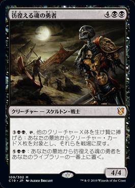 彷徨える魂の勇者(Champion of Stray Souls)