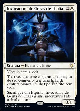 Invocadora de Geists de Thalia