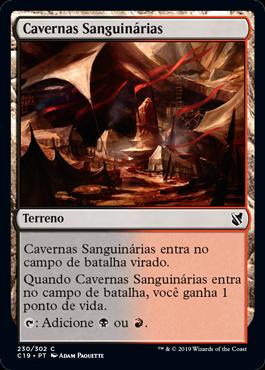Cavernas Sanguinárias