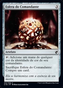 Esfera do Comandante