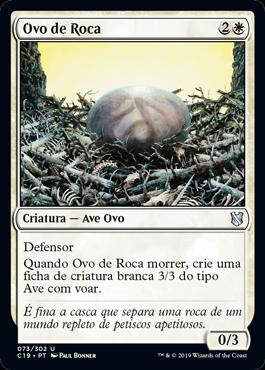 Ovo de Roca