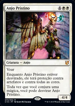 Anjo Prístino