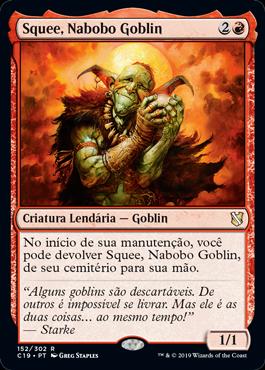 Squee, Nabobo Goblin