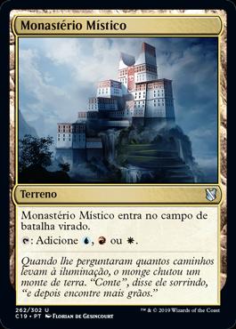 Monastério Místico