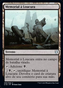 Memorial à Loucura