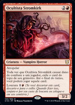 Ocultista Stromkirk