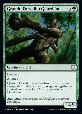 Grande Carvalho Guardião