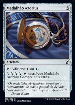 Medalhão Azorius