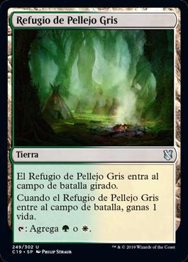 Refugio de Pellejo Gris