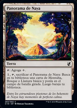 Panorama de Naya