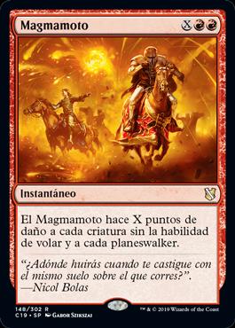 Magmamoto