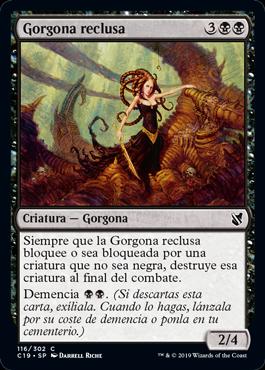 Gorgona reclusa