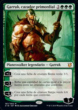 Garruk, cazador primordial