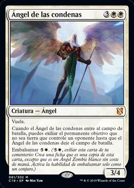 Ángel de las condenas