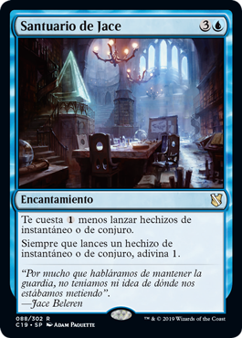 Santuario de Jace