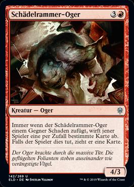 Schädelrammer-Oger