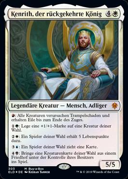 Kenrith, der rückgekehrte König