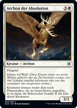 Archon der Absolution
