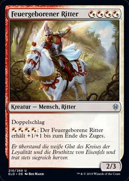 Feuergeborener Ritter