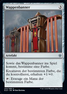 Wappenbanner