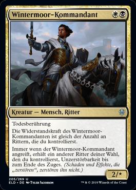 Wintermoor-Kommandant