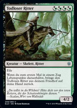 Todloser Ritter