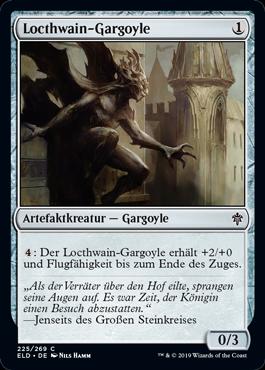 Locthwain-Gargoyle