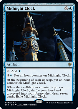 Midnight Clock