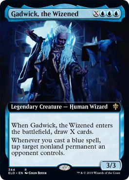 Gadwick, le Brisquard