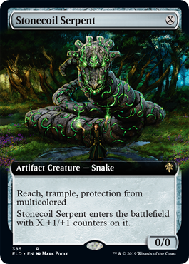 Grand serpent annoroc