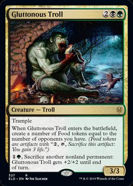 Gluttonous Troll