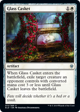 Glass Casket - Magic: the Gathering