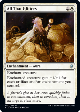 All That Glitters - Magic: the Gathering