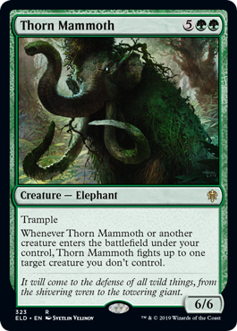 Thorn Mammoth