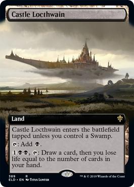 Замок Локтвейн