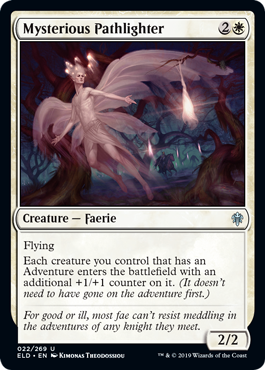 Mysterious Pathlighter - Magic: the Gathering