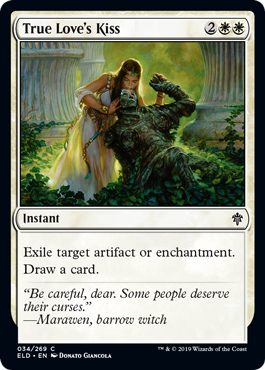True Love's Kiss - Magic: the Gathering