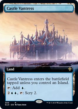 Замок Вантресс