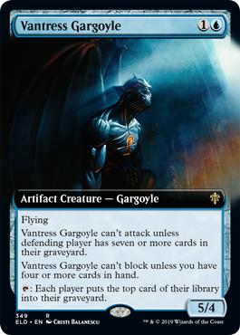 Gargouille de Vantress