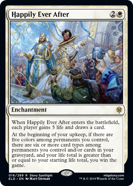 Happily Ever After - Magic: the Gathering