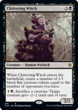 Chittering Witch