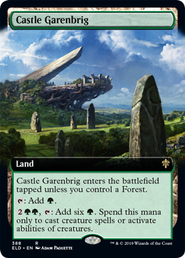 Castle Garenbrig Collector's edition