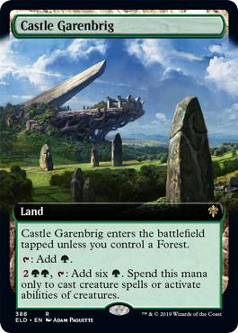Замок Гаренбриг
