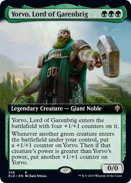 Yorvo, seigneur de Garenbrig